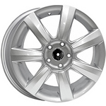 Диск колесные 7.5/17 6x139.7/106.1/25 Alfa Wheels TY176 SF