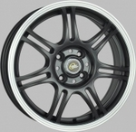 Диск колесные 6.5/16 4x108/63.3/37.5 Cross street Y4601 MBF